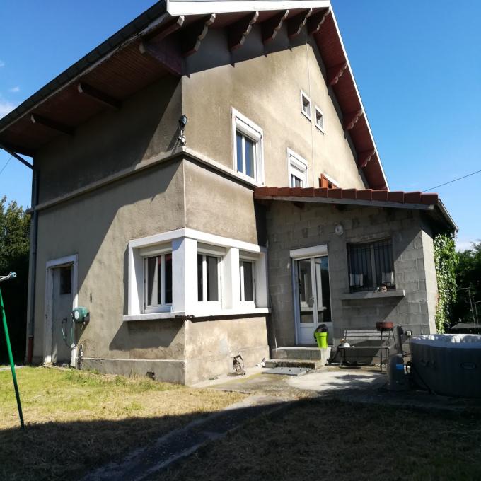 Offres de vente Maison Roches-de-Condrieu (38370)
