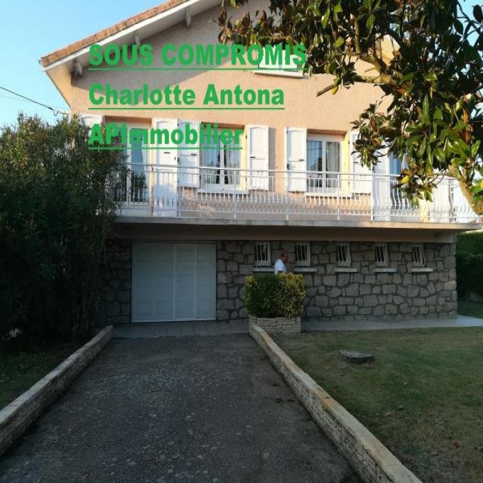 Offres de vente Maison Saint-Clair-du-Rhône (38370)