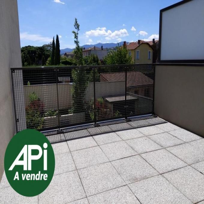 Offres de vente Appartement Roches-de-Condrieu (38370)