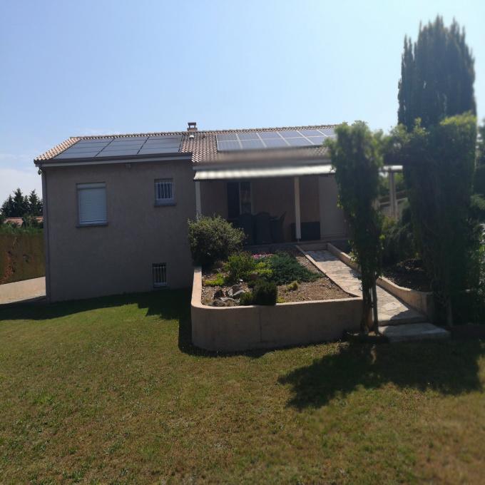 Offres de location Maison Saint-Alban-du-Rhône (38370)