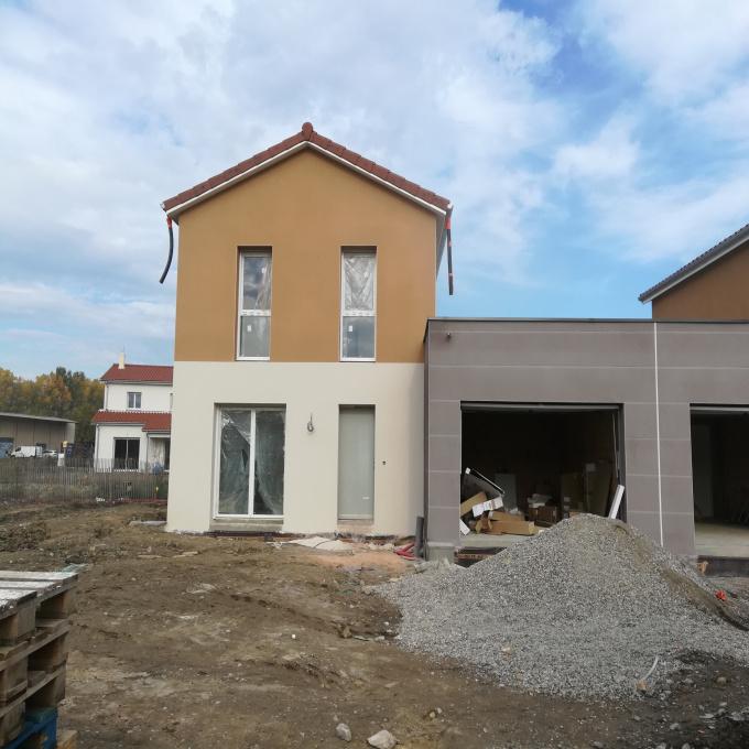 Offres de location Maison Roches-de-Condrieu (38370)