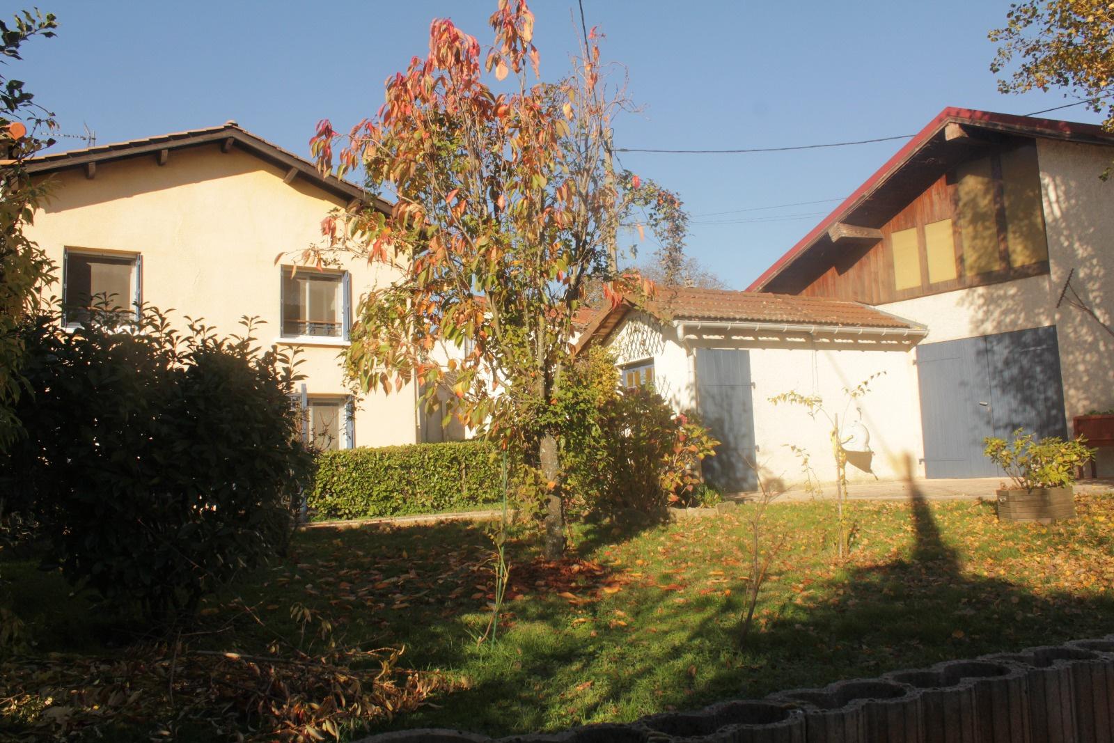Offres de vente Maison Auberives sur vareze (38550)